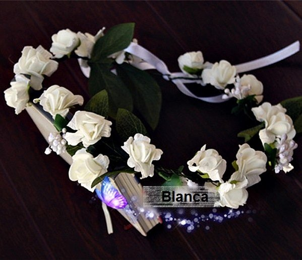 Corona de Flores Tanara
