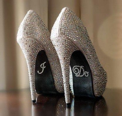 Letreros para Zapatos Mina