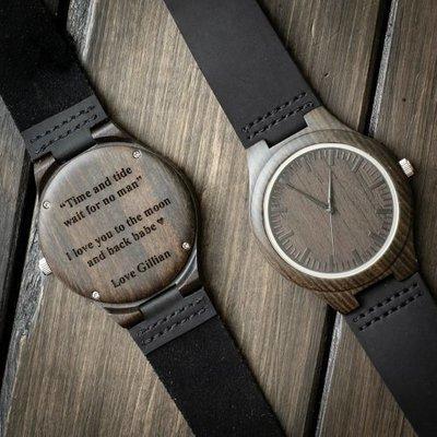 Reloj Cuero Personalizado