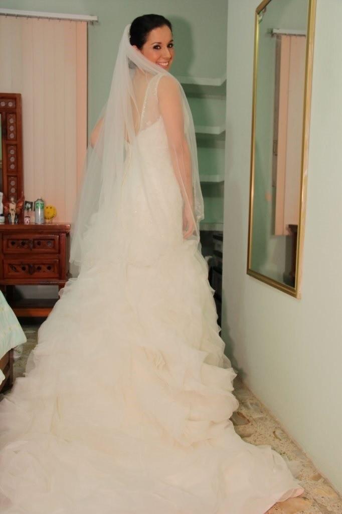 Vestido de Novia Usado BridenFormal / Talla 8