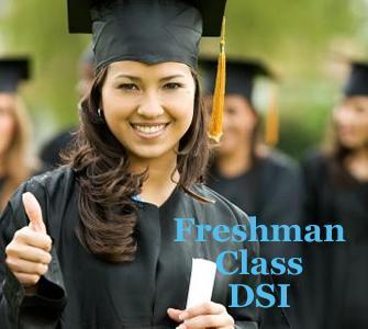 University Program: Freshman Year- Self Paced