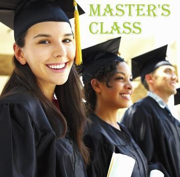 University Program: Masters Class - Self Pace