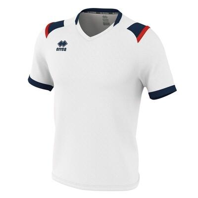 LUCAS Hvid/Navy/Rød