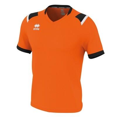 LUCAS Orange/Sort/Hvid