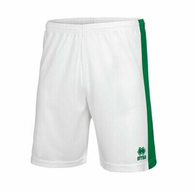 BOLTON Short Hvid/Grøn