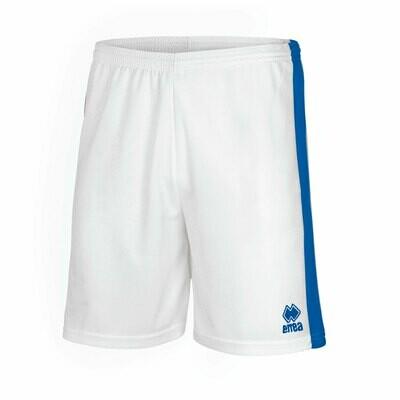 BOLTON Short Hvid/Blå