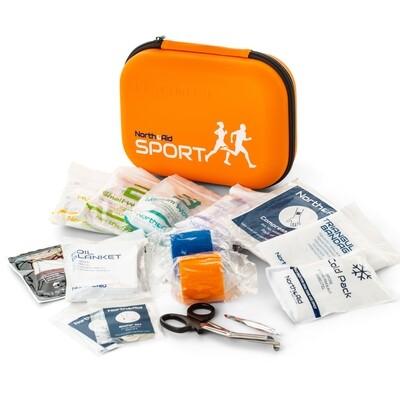Førstehjælps kit til sport