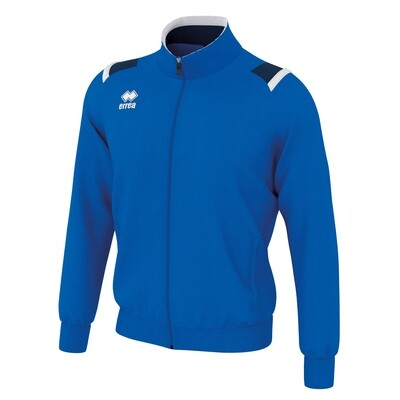LOU Fullzipped Sweatshirt Blå/Navy/Hvid