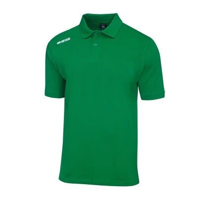 TEAM COLOURS Polo Grøn