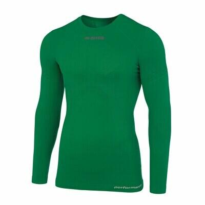 DAVOR Long Sleeve Grøn