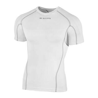 Active tense lite shirt Hvid