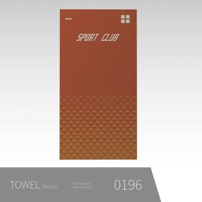 Håndklæde 80*155