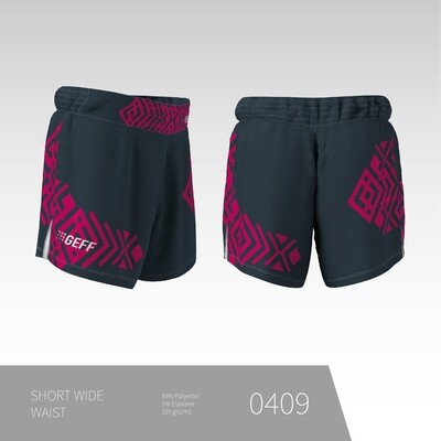 Bred hoftet Shorts