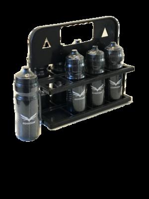 Foldable 8 Bottle Carrier