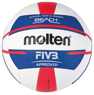 V5B5000 MOLTEN BEACHVOLLEYBALL FIVB godkendt