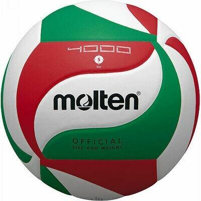 V5M4000 MOLTEN VOLLEYBALL STR. 5