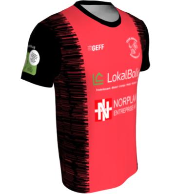 Team Arresø Kamptrøje
