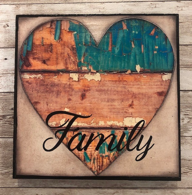 """""""Family"""" 8x8 Clearance"""