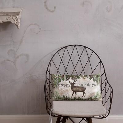 Deer Basic Pillow
