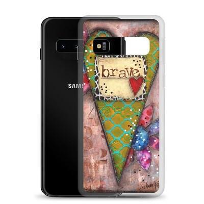 Brave Samsung Case