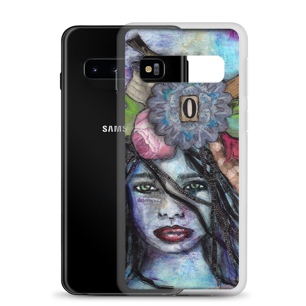 Determined Samsung Case