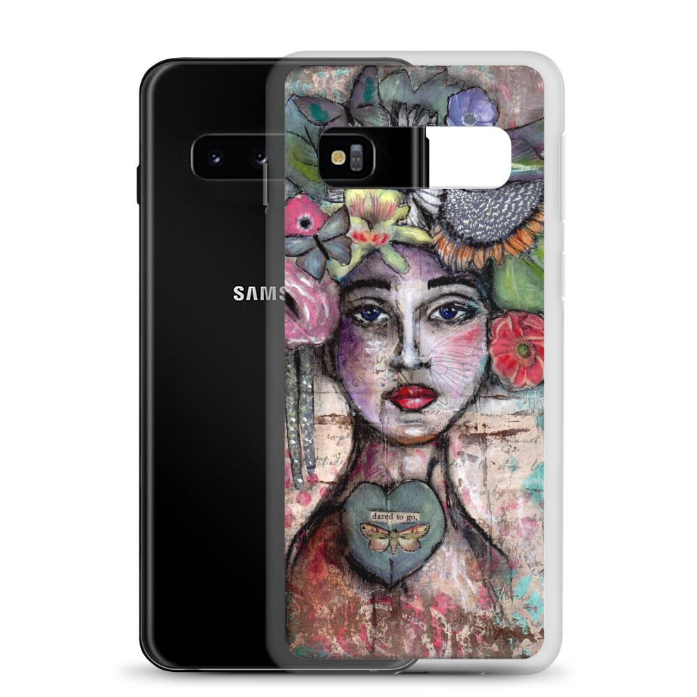 Dare to Go Samsung Case