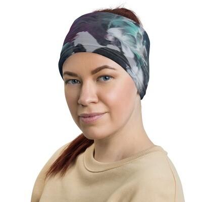 Paint Pour 2 Head Wrap/Neck Gaiter