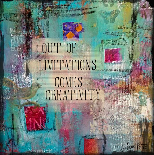 Limitations to creativity