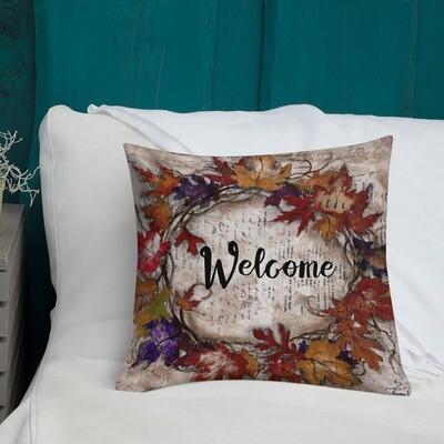 Welcome Premium Pillow