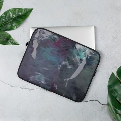 Paint Pour 1 Laptop Sleeve