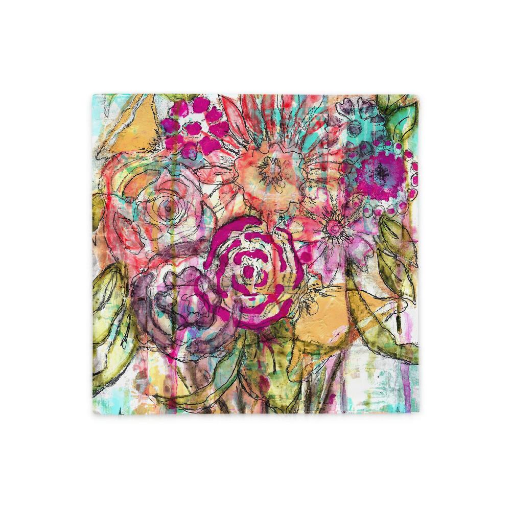 Floral Pillowcase