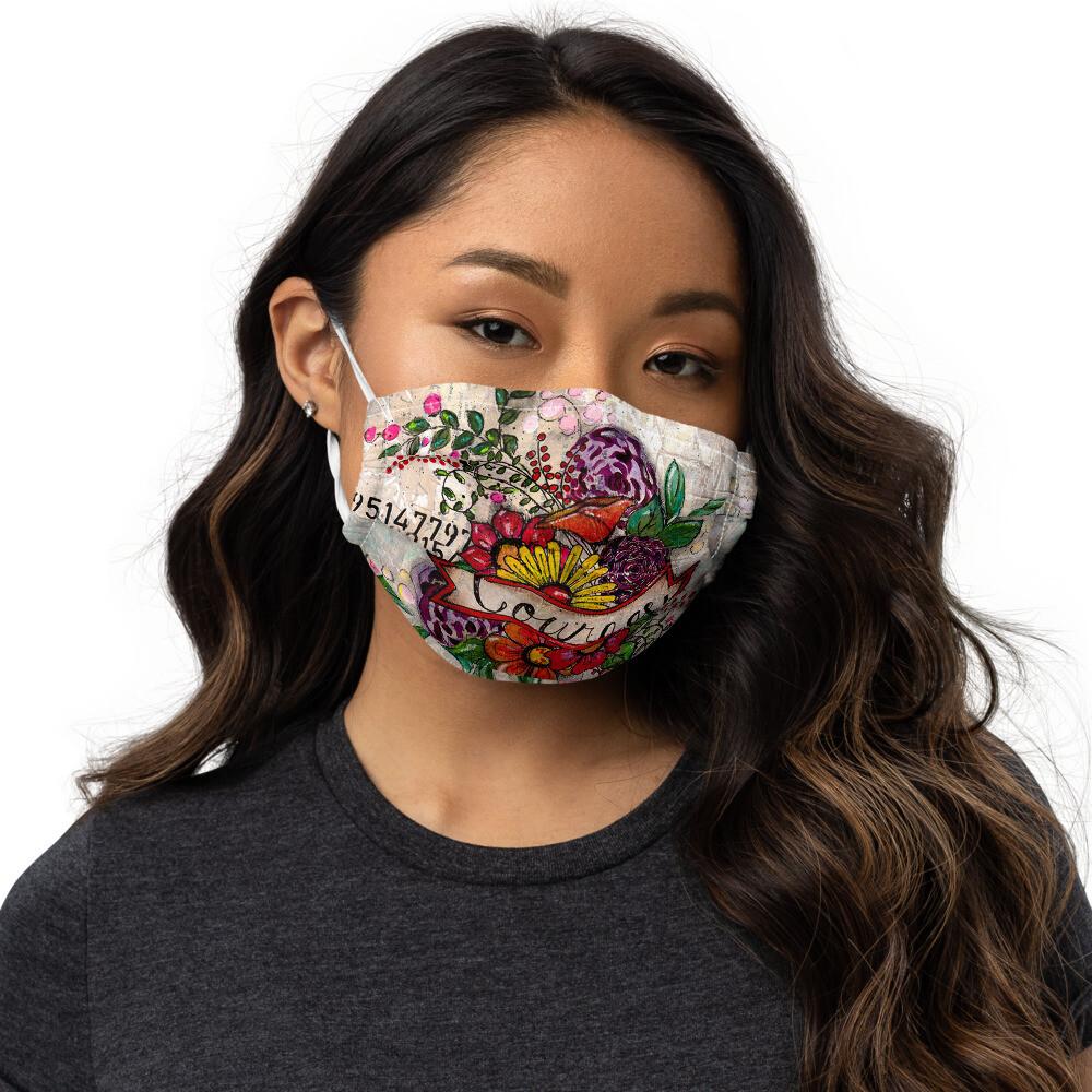 Courage Premium face mask