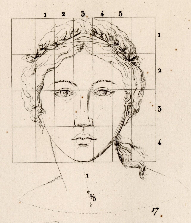 Vintage Figure Drawings collage pak ***PRINTED VERSION*** 9 pages