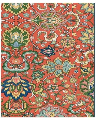Persians Patterns 1 collage pak instant download 7 pages