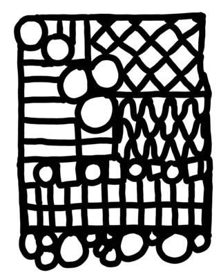 Graphics 1 mask stencil 8x10