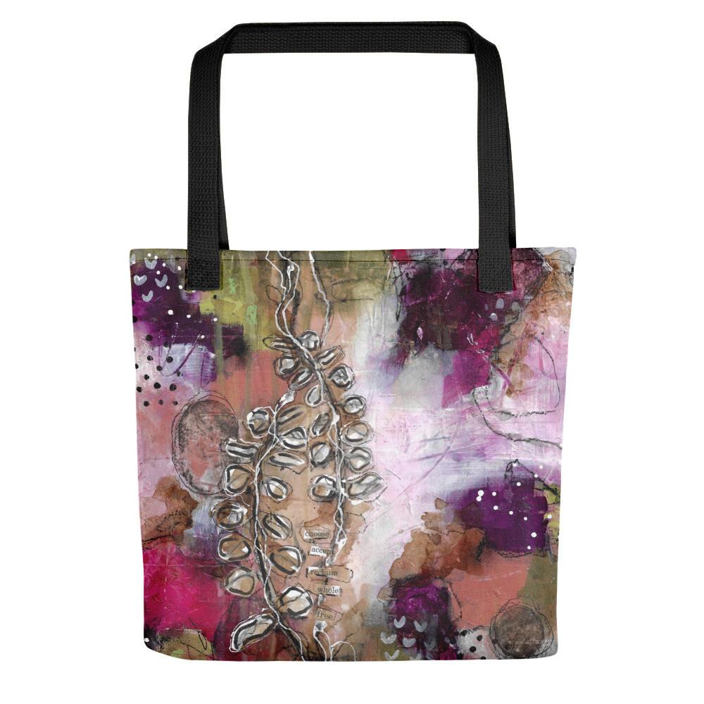 Whole & Free Tote bag