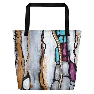 Wash over me Beach Bag