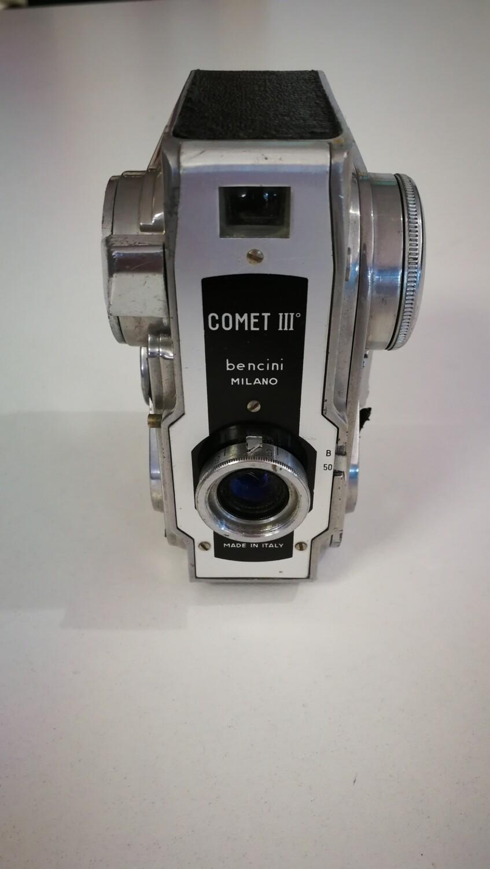 Macchina fotografica Comet vintage