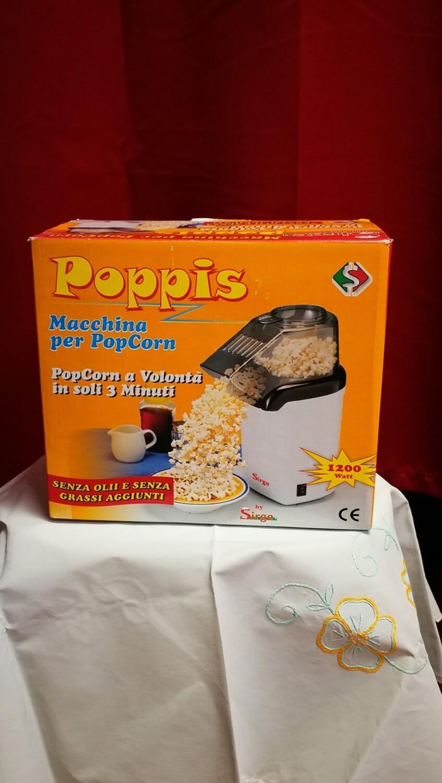 Poppins macchina per popcorn