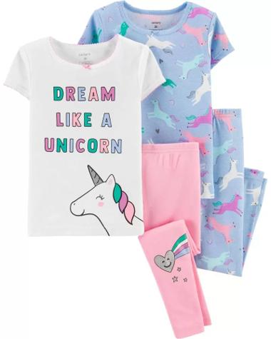 Set 2 pijamas, 3 años