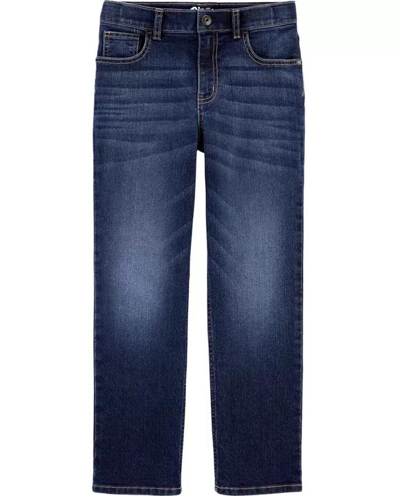 Jeans Corte Regular, 10 años