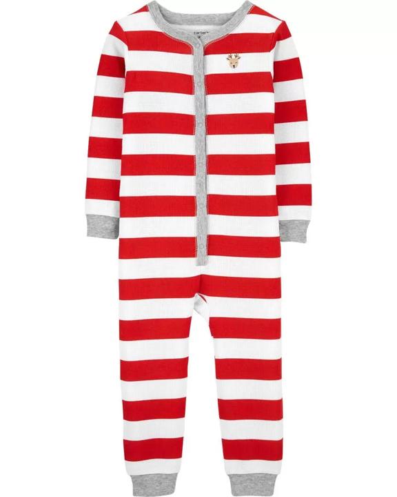 Pijama Navideña, 3 años