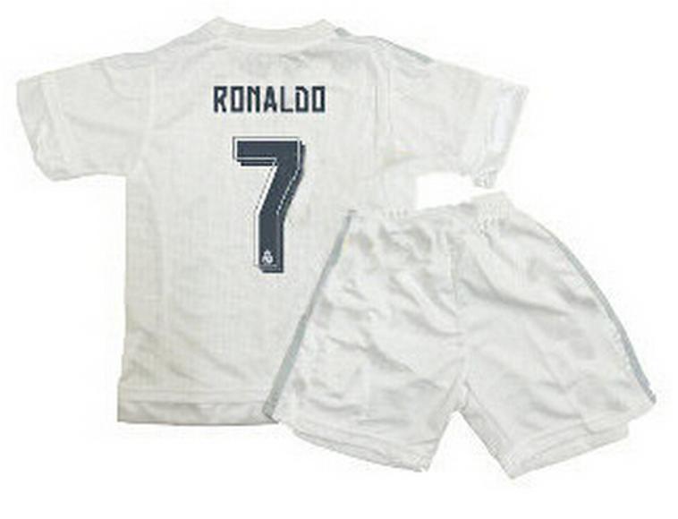 Conjunto Real Madrid Ronaldo talla 2-4 años