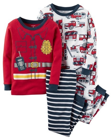 Set pijamas 4 pz, 2 años