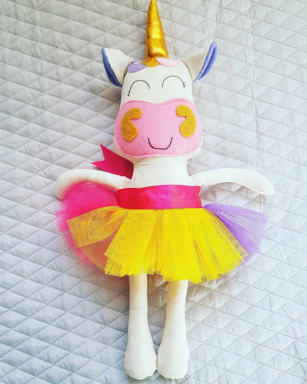 Unicornio Tootsie