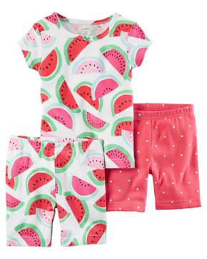 Pijama set 3 pz, 5 años