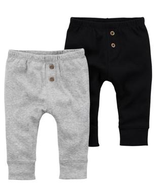 Set 2 pantalones, 18 meses