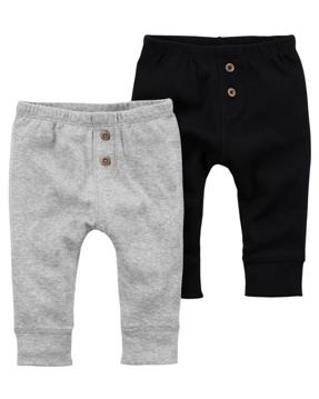Set 2 pants, 12 meses