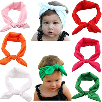 Set de headbands, 6 pz