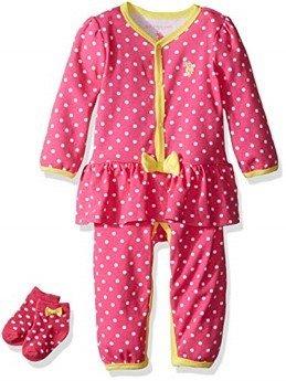 Pijama + calcetines, 6 meses